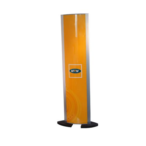 Light Stand Ground: Promotional Ground Stand Light Box-Chungkong One-stop